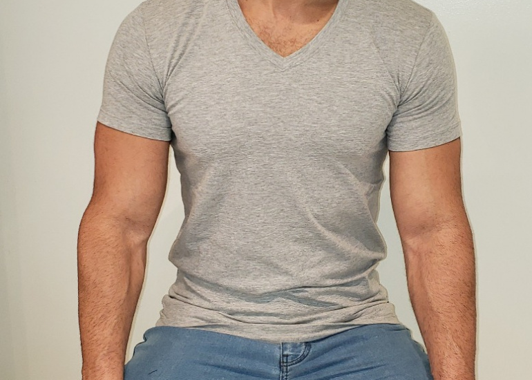 Styling the T-shirt for Men