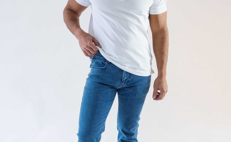 My Fit Jeans. Advice on How to Choose a Pair for a Man